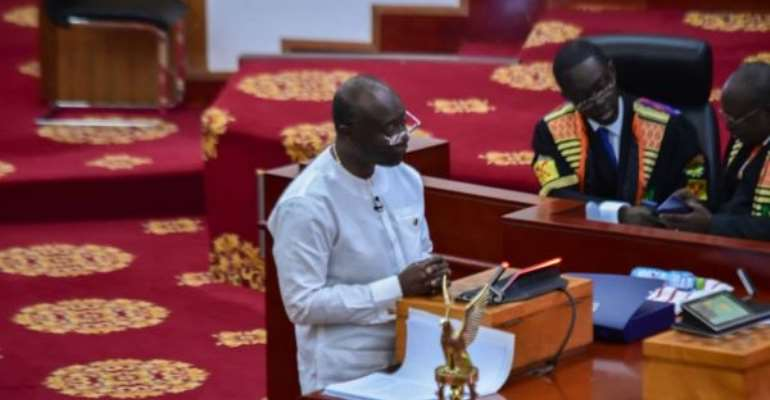 Akufo-Addo approves GH₵15.6 bn expenditure to strengthen financial sector