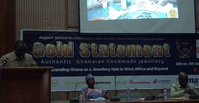 Rapport Services, Jewellers Association Hold 2019 Gold Statement Conference