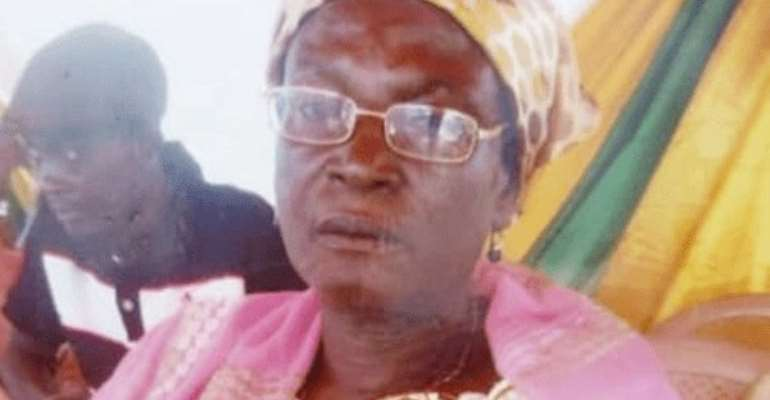 The deceased, Maame Ama Hawa