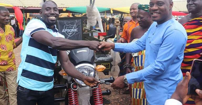NPP Gov't Will Continue To Support Farmers - Kwahu East DCE Assures