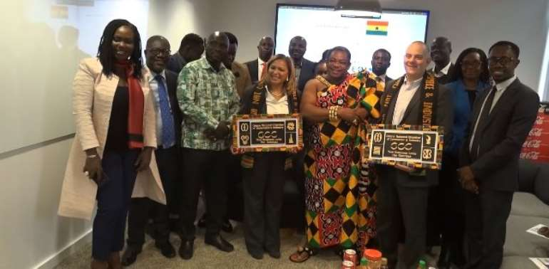 Ghanaian businesses under GNCCI oriented on US trade laws at 2019 AGOA Trade Expo