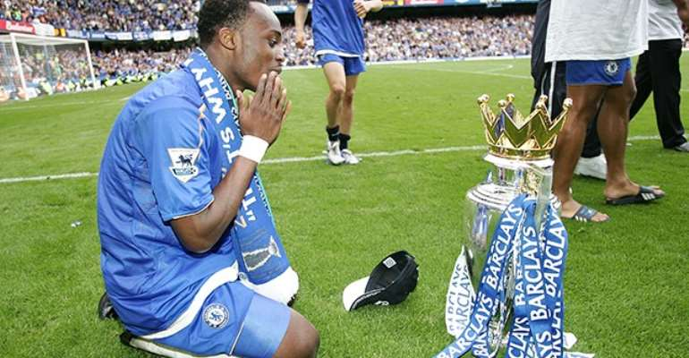 I Was Eager To Prove My Critics Wrong At Chelsea - Michael Essien