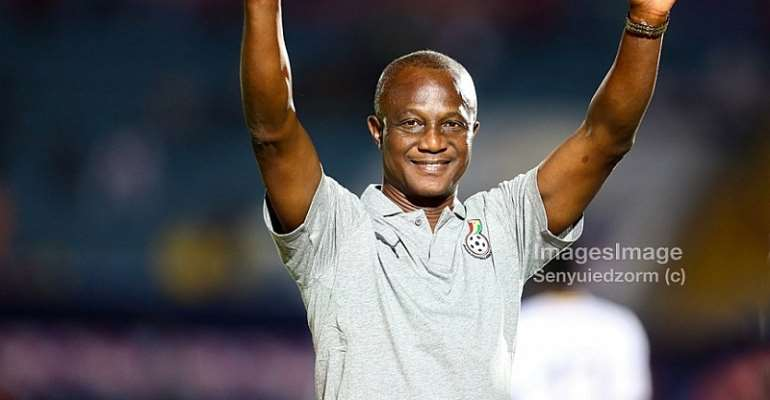 'No Black Stars Player Is Richer Than Me' Comment Taken Out Of Context - Kwesi Appiah