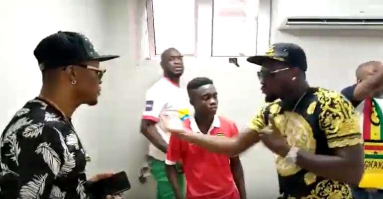 Watch How Asamoah Gyan Inspired Kotoko Youngtser Matthew Cudjoe Against Hearts of Oak [VIDEO]