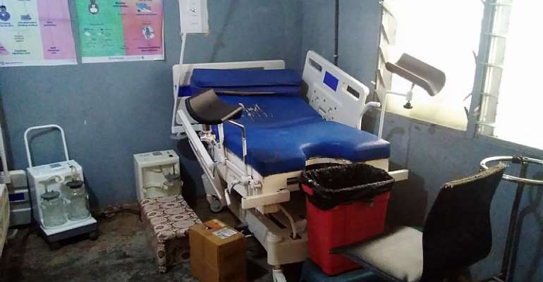 Sunyani: SDA Hospital Operates With One Delivery Bed; Begs For Help