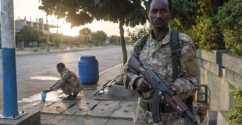 Ethiopia's Abiy denies 'insurgency' emerging in Tigray