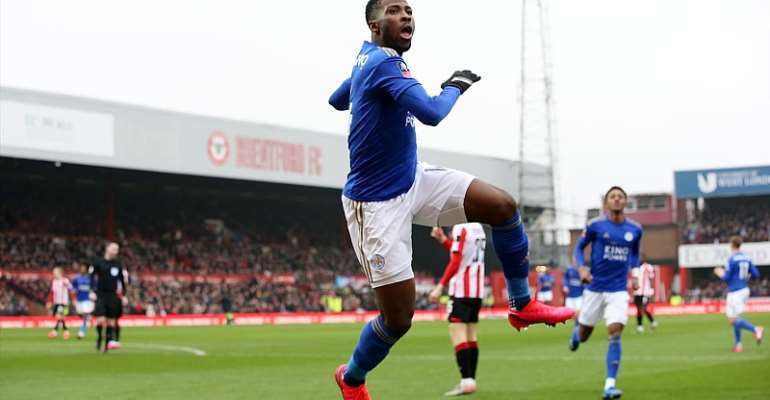 African Players In Europe: Iheanacho Wins Cup Tie For Leicester City
