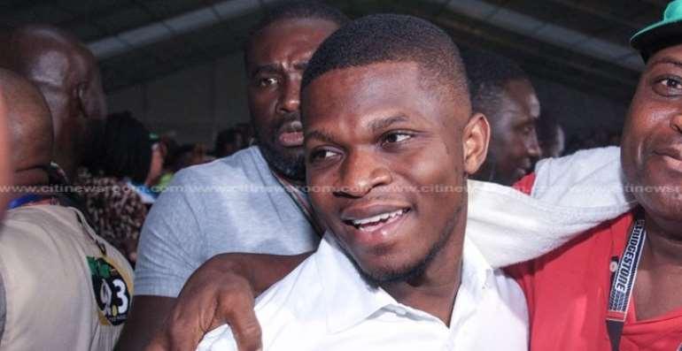 Sammy Gyamfi Released