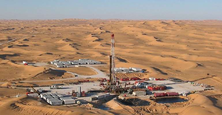 Sharjah National Oil Corporation Announces 1st Gas Discovery In 3 Decades