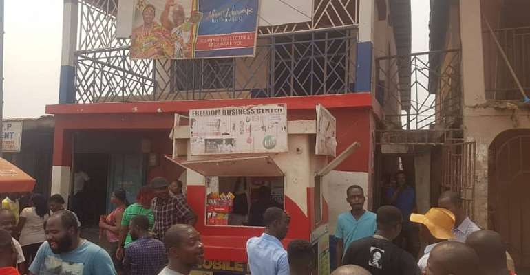 NPP Primaries: Asokwa Party Executives Lock Offices; Prevent Aspirant From Picking Form