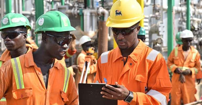 38% Of Ghana's Oil Money Spent On National Budget Since 2010