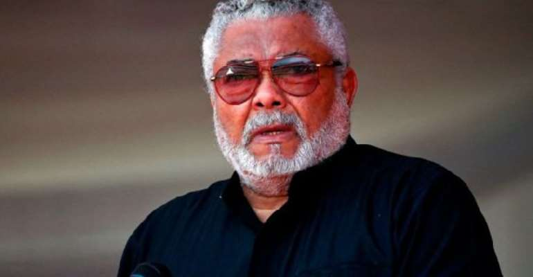 Rawlings will have positive verdict in Ghana's history – Akufo-Addo