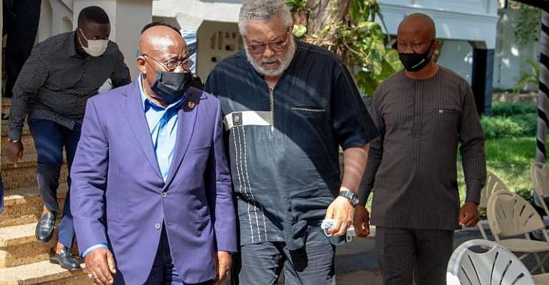 Rawlings' family accepts Akufo-Addo's proposal to rename UDS-Tamale after him