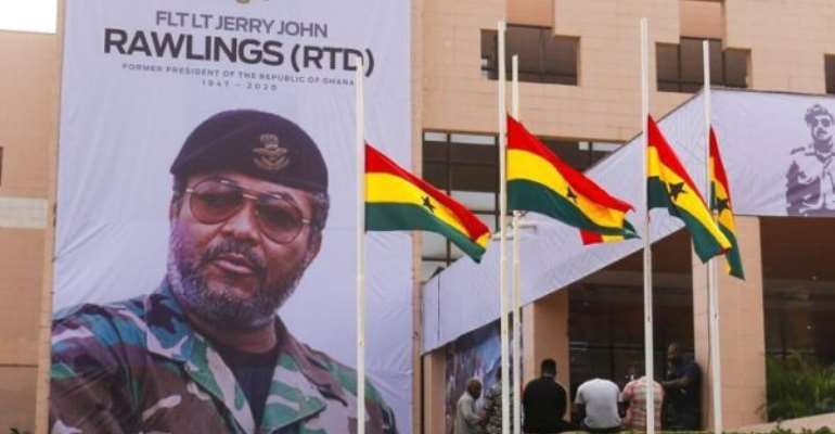 Rawlings to be buried today
