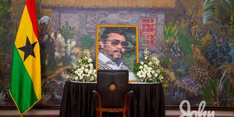 Rawlings funeral: Police caution commuters of traffic around Black Star Square, others