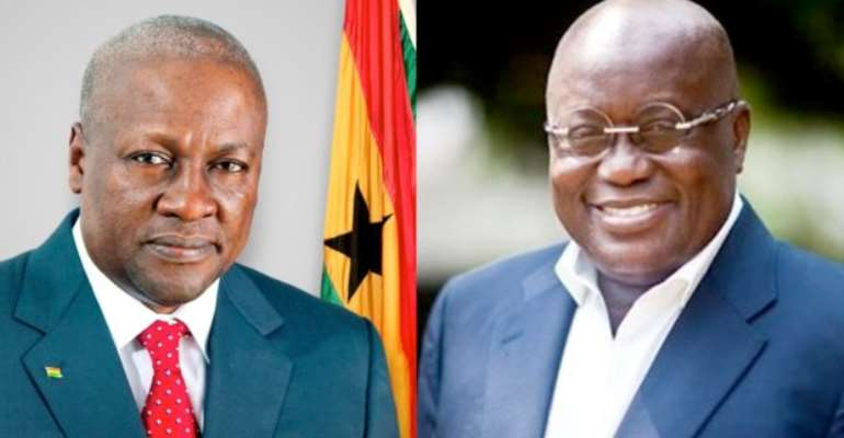 The Change Storm In Ghana: Who's Winning?
