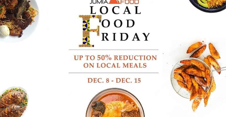 Jumia Food Launches