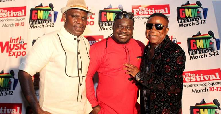 Smart Nkansah, Obour and Freddie