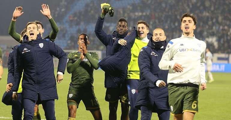 Serie A: Balotelli Scores Winner For Brescia On Coach Corini's Return