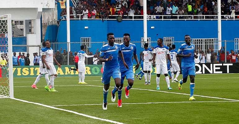 CAF CC: Enyimba Edge Past San Pedro In Aba