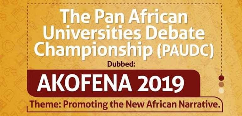 AKOFENA: Debaters across Africa arrive in KNUST for 2019 PAUDC