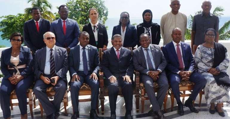 Judges of African Court calls on Zanzibar President