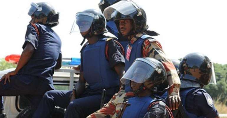 Eastern Police Rescue Passengers From Robbers At Mamfe-Koforidua Road