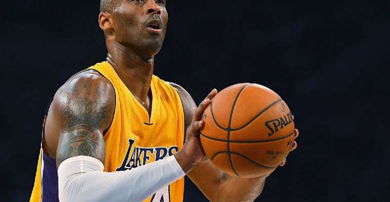 Ghanaians Mourn USA Basketball Legend Kobe Bryant