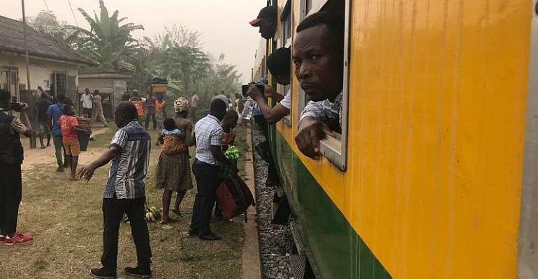 Free Train Ride From Takoradi To Tarkwa Begins Today