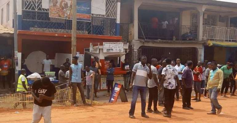 Supporters of aspirant disappointed