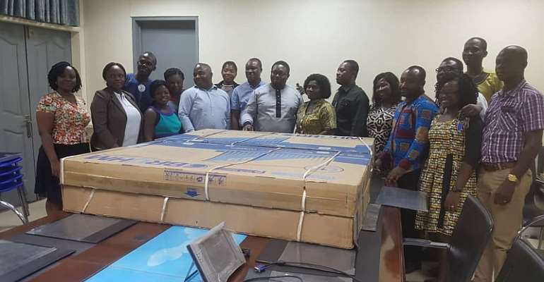 KNUST Medical School 2009 Year Group Gives Back