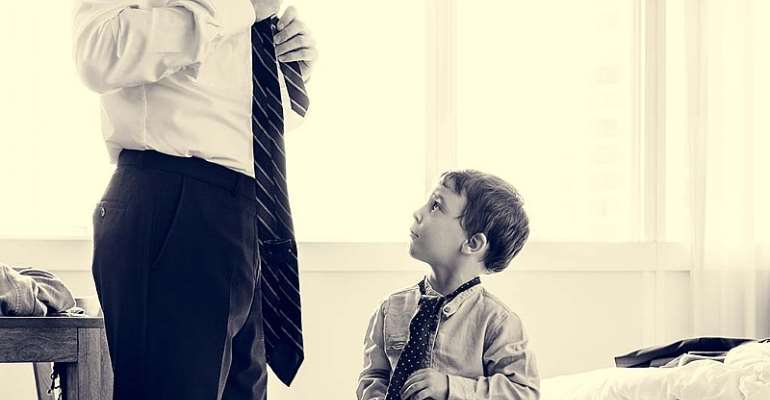 How To Be A Role Model For Your Child