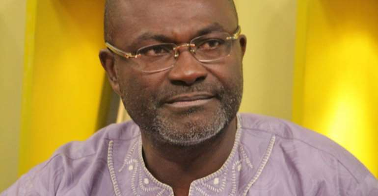 Ken Agyapong's Allegation May Have Some Meat on It