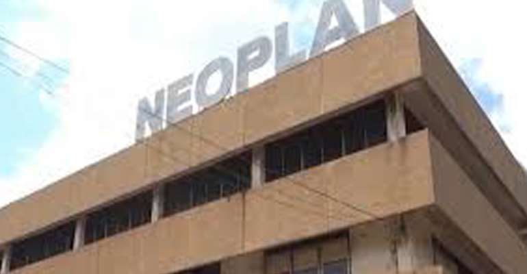 Save Neoplan From Going Under