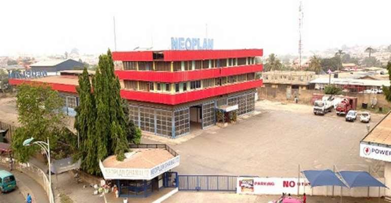 Neoplan Ghana