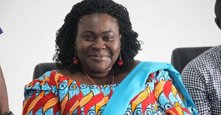 Sandra Owusu Ahinkorah