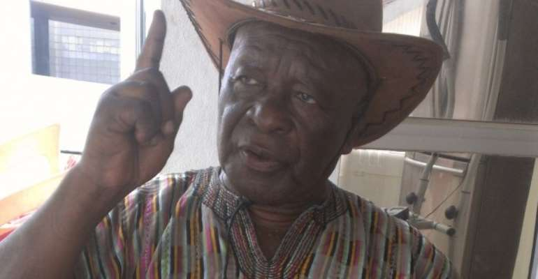 Nana Akufo-Addo. INSET: Nana Akwasi Agyeman