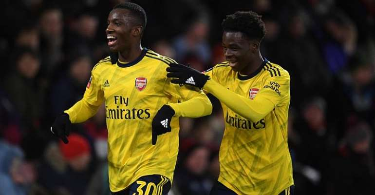 FA Cup: Young Guns Shine As Arsenal Move Into FA Cup Fifth Round