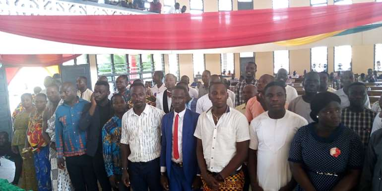 Support Gov't To Implement Programmes — Jomoro MCE Charges Assembly Members