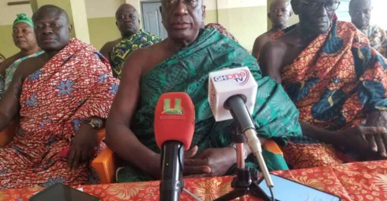 NPP Primaries: Suame Chiefs Warn Youth To Stop Campaigning Against Majority Leader; Want Him Unopposed