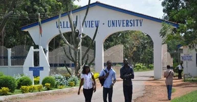 NAB Conducts Institutional Review Of Valley View University