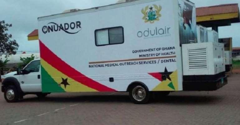 Release 'Onuador' Medical Vans  – Minority Blast Gov't