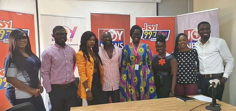 Kwabena Kwabena, Becca To Headline Joy FM's Valentine's Day Event