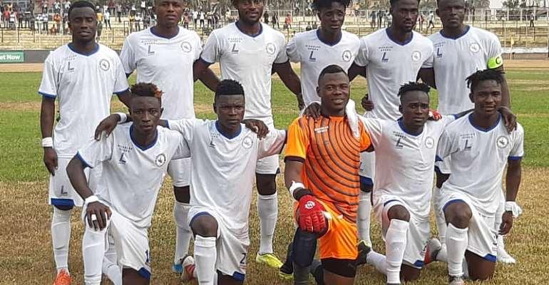 Emmanuel Owusu: Berekum Chelsea Midfielder Wants To Win Titles With Club