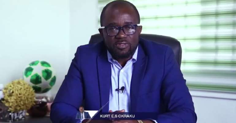 GFA President Kurt Okraku