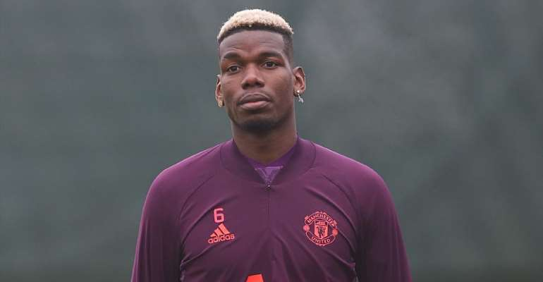 Paul Pogba, Manchester United  Image credit: Getty Images