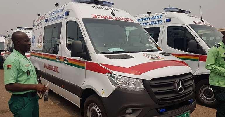 Commissioning Of Ambulances Is No Achievement