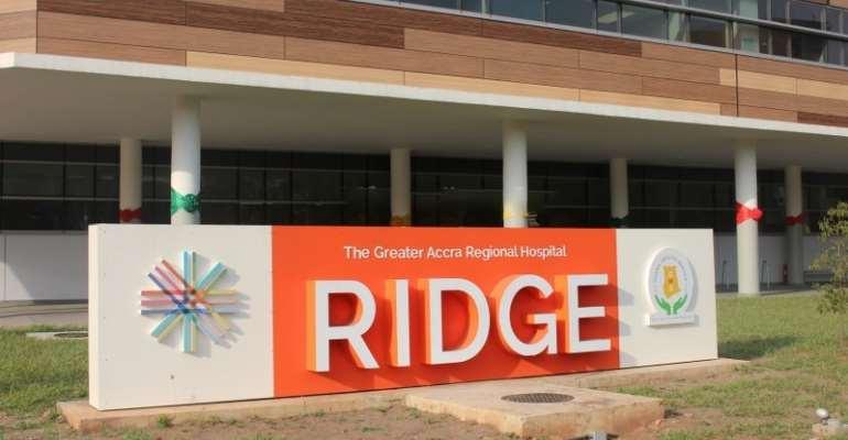 Coronavirus Threat: Ridge, Tema General Hospitals Designated As Management Centres