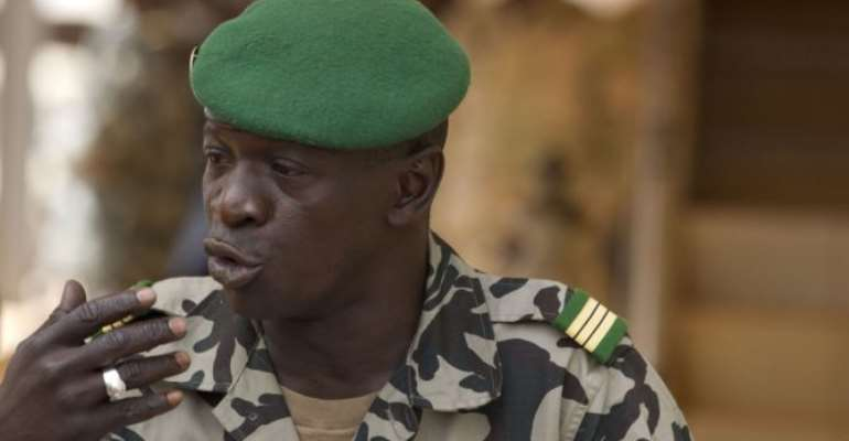 Mali: Former Junta Leader To Walk Free While Trial Date Pends