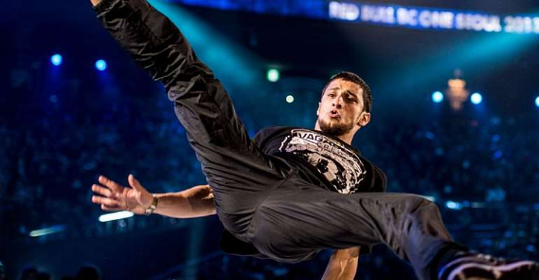 Breakdancing confirmed as new sport for 2024 Olympic Games